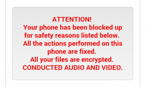A new version of Reveton, Koler malware, attacks Android smartphones