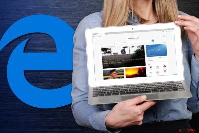 Reser Microsoft Edge browser