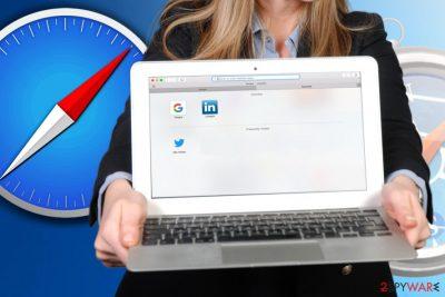 Reset Safari browser
