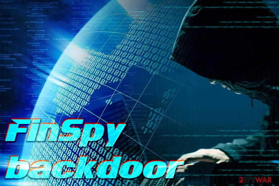 FinSpy backdoors