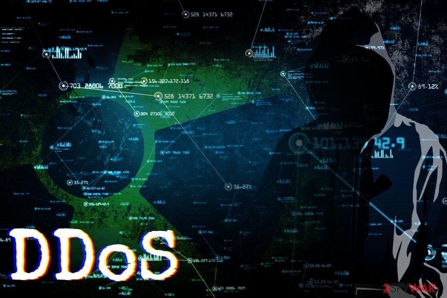 Trojan DDoS