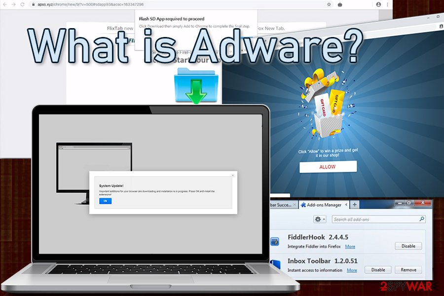 What is adware and how to remove it
