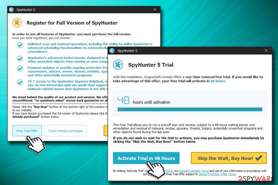 SpyHunter Trial