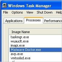 Malware Doctor.exe