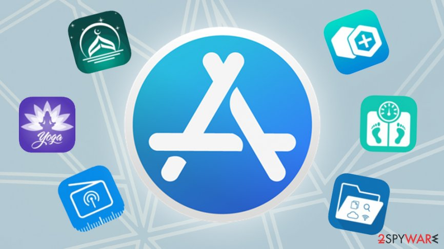 Apple removes 17 apps from App Store
