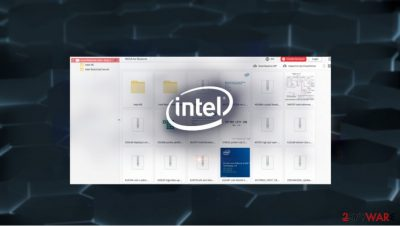 Intel got hacked, according to leaked data