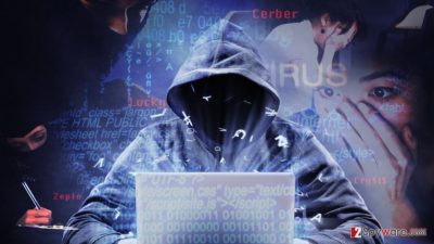 2016 Most dangerous viruses. Report by 2Spyware team