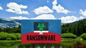 Bitpaymer ransomware disturbs residential areas  in Alaska