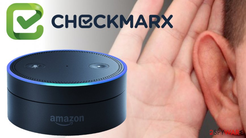 Amazon's Alexa hacked by Checkmarx