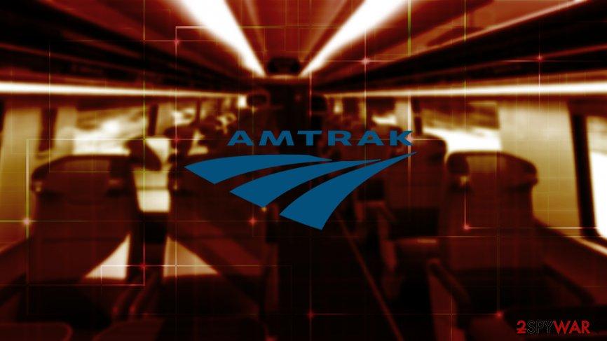 Amtrak data breach