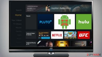 Crypto-malware is targeting Fire TV devices