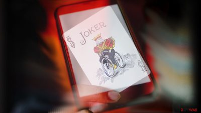 Update Joker malware spreads on Androids