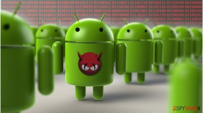 Android devices come with pre-installed malware