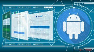 Image of the Mercher Android Trojan virus