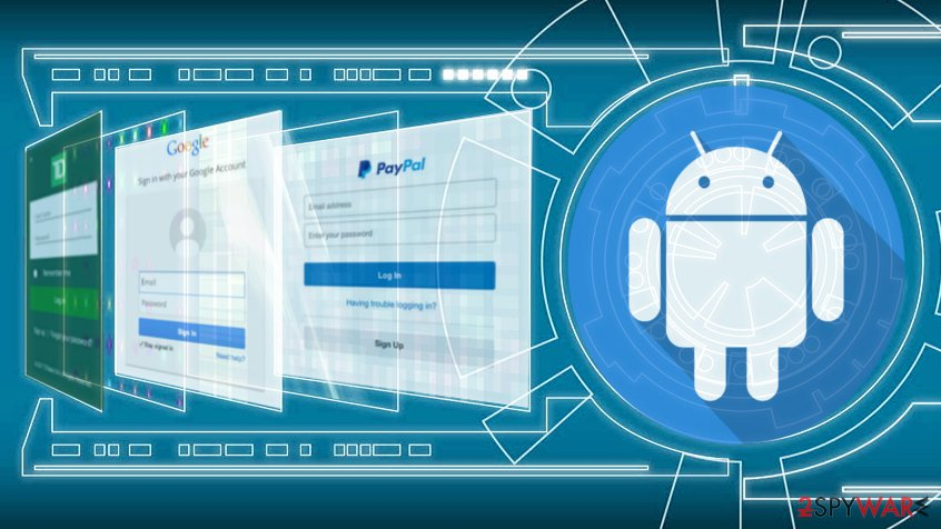 Image of the Mercher Android Trojan virus