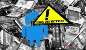 Pre-installed viruses in 38 mobile models greet new Android users