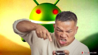 Hackers do not cease to astonish with more complex versions of Android ransomware.