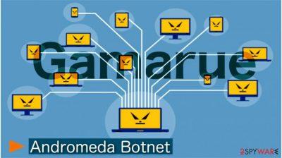 Andromeda botnet is stopped