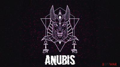 Anubis malware uses ransomware module