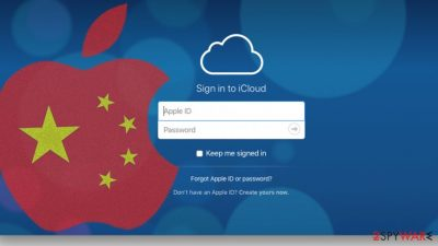 Apple shares Chinese users' personal data with state-run Telecom