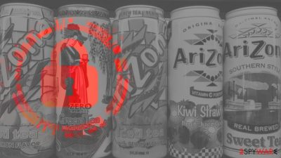 Arizona Beverages attacked by iEncrypt ransomware