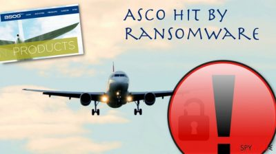 ASCO hit by ransomware: Zaventem and other factories shut down