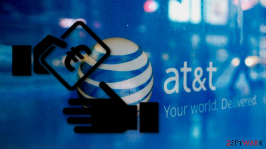 AT&T lets itself get bribed. Result: notorious malware on the network