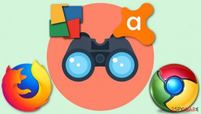 Chrome and Firefox users are being spied by AVG and Avast plug-ins