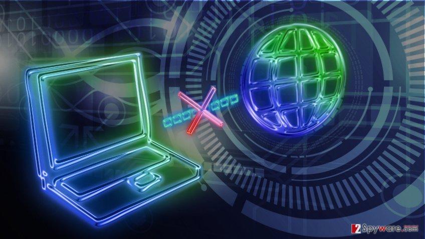 Avast blocks access to Internet