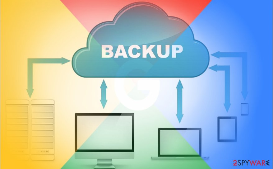 Cloud-based backup services are getting more popular