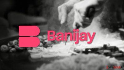 Banijay ransomware attack