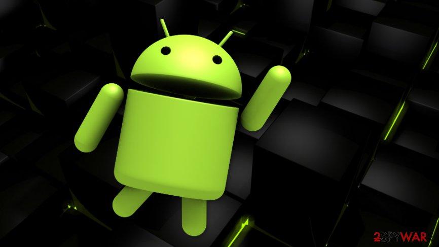 New Android virus aims at financial data