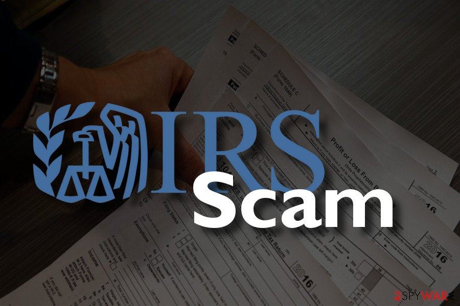 Be careful with tax refund scams