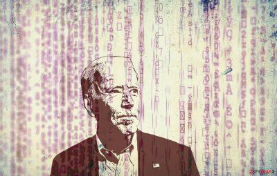 Biden warns about cyber-attacks