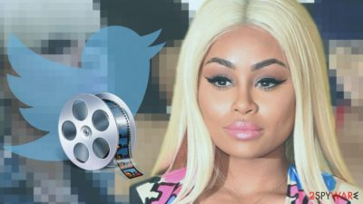 Blac Chyna became another victim of fappening 2018