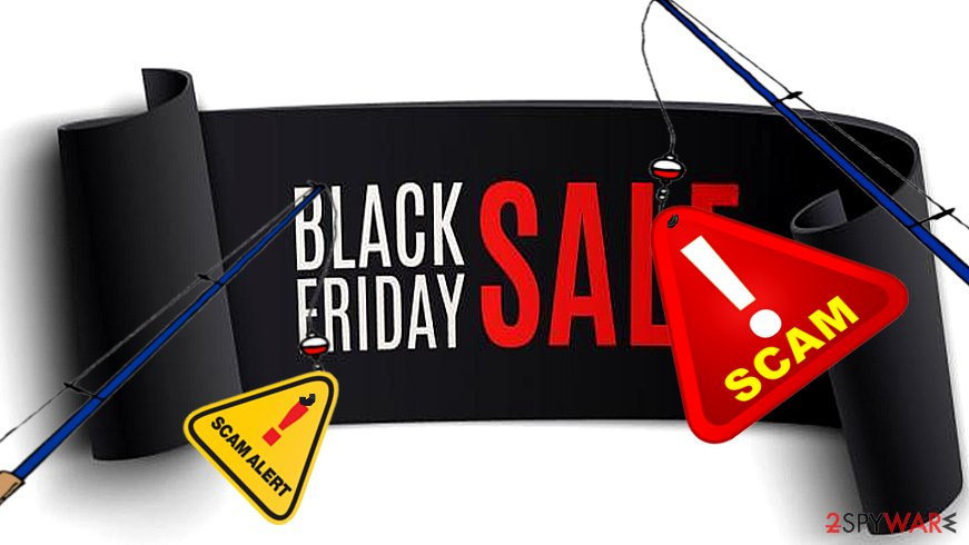 Be vigilant to evade scams on Black Friday 2017