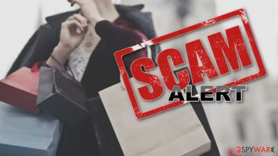 Various scams target shoppers all over the world