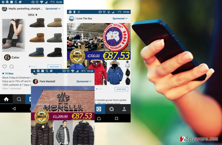 Black Friday-themed scams are spreading on social networks