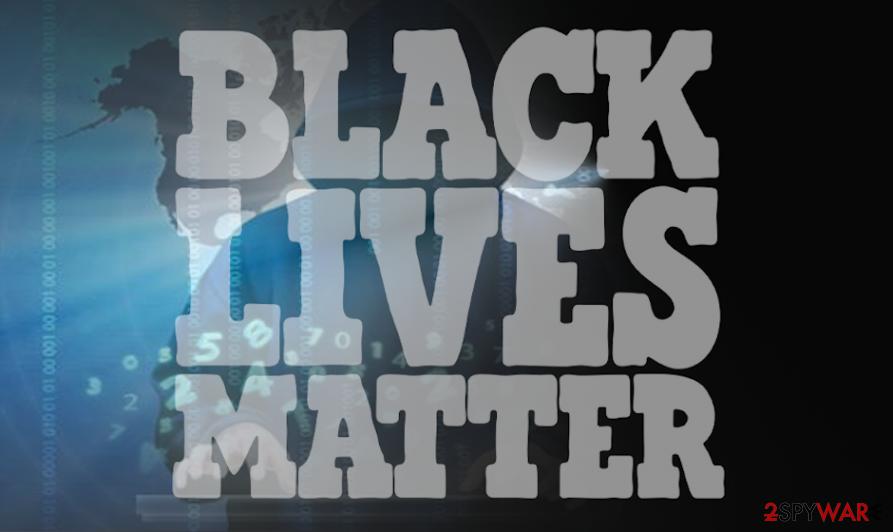 TrickBot Trojan spread via Black Lives Matter scam campaign