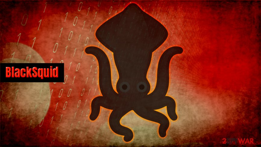 BlackSquid drops XMRig
