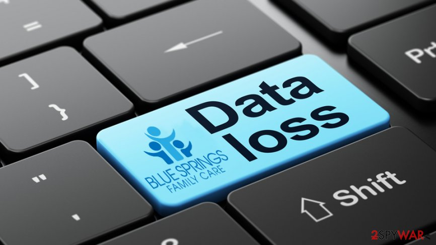Blue Springs data breach
