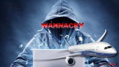 Boeing possibly affected by WannaCry virus