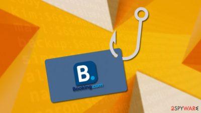 Booking.com phishing scam