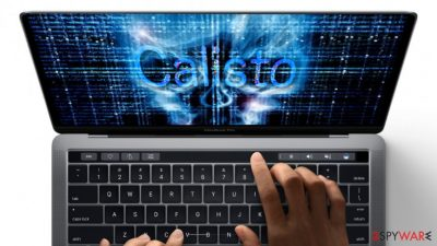 Calisto MacOS malware image