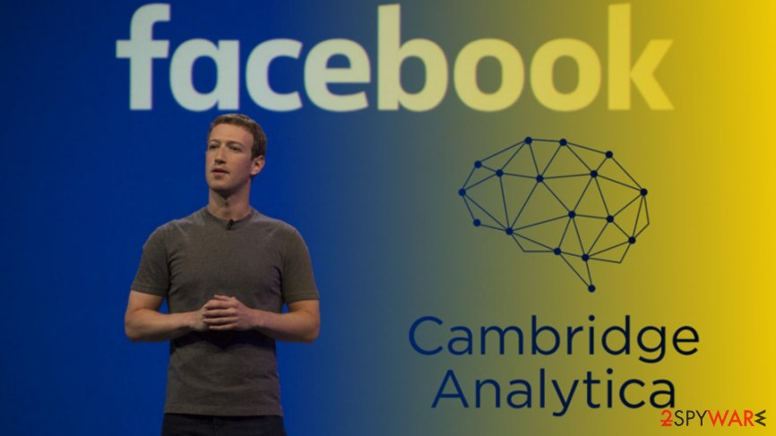 Cambridge Analytica leaked data of 87m users