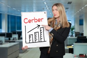 Cerber is not giving up its position as the No. 1 ransomware in the world