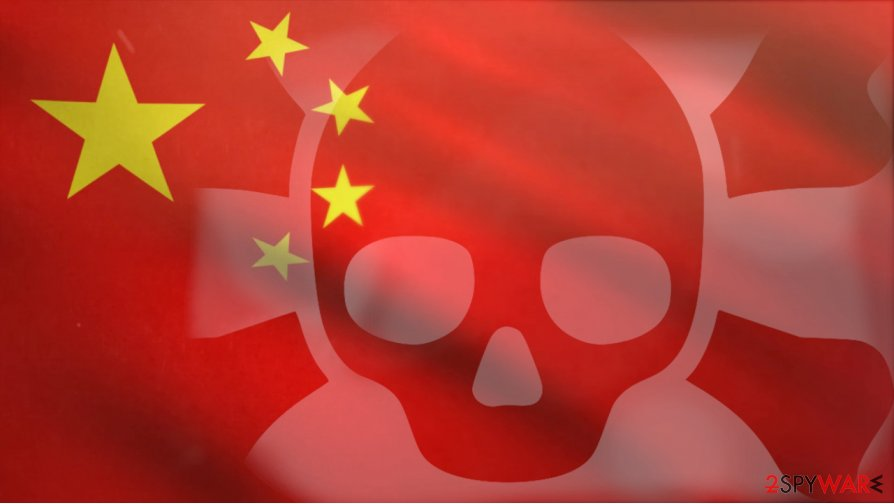 US government agencies warn about Chinese malware