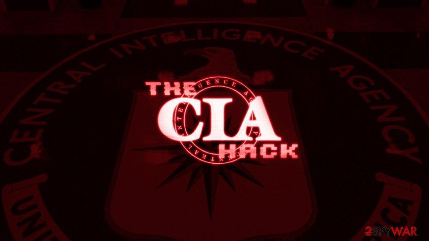 CIA hacks Chinese companies and agencies