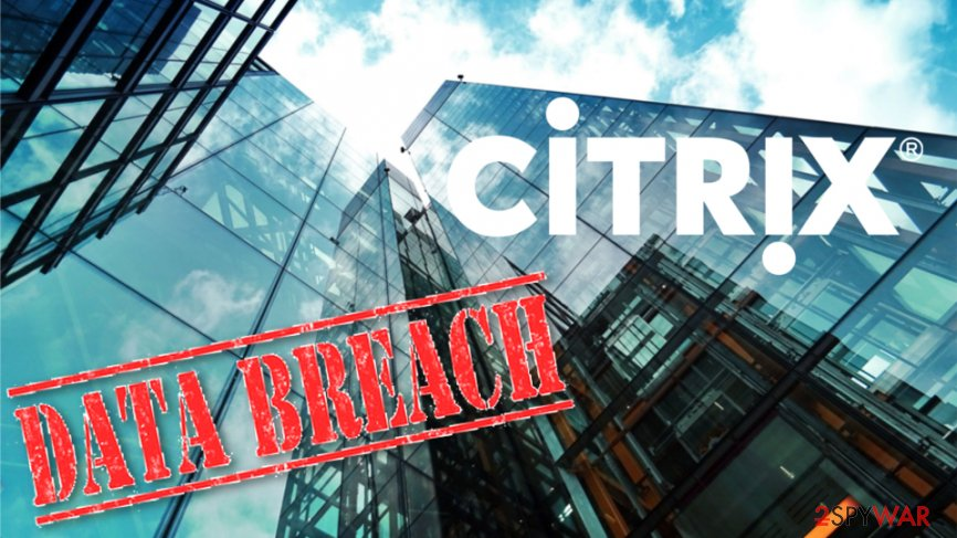 Citrix data breach exposed after six months