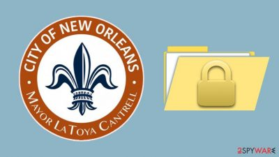 New Orleans hit by ransomware